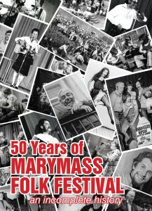 Cover of Book 50 Years of Marymass Folk Festival